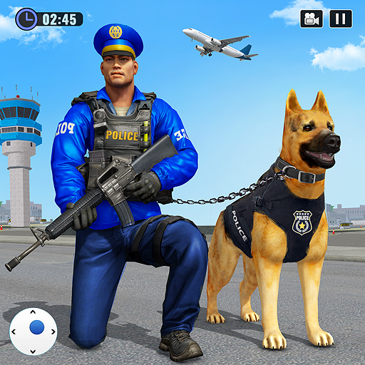 com.tgp.police.dog.chase.airportcrime3.9 Apk Mod (unlimited money) Download latest
