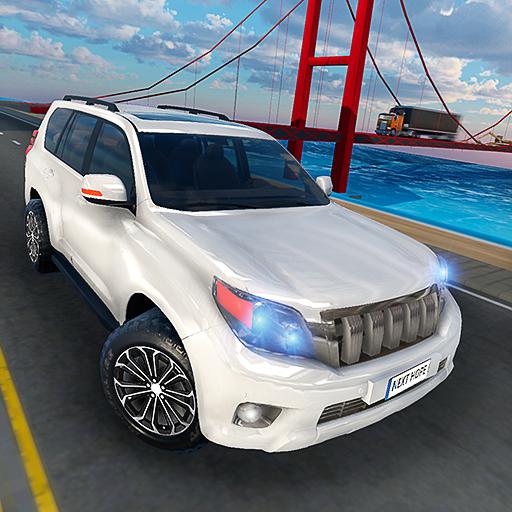 Prado Car Driving A Luxury Simulator Games   Apk Pro Mod latest 1.4.2