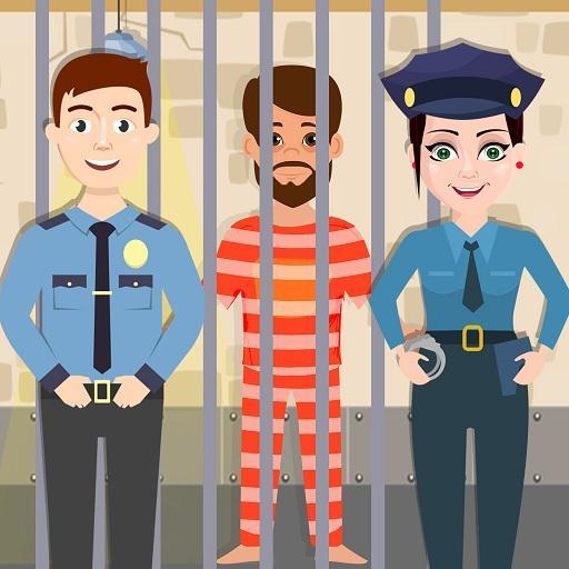 Pretend Play Police Officer Prison Escape Sim   Apk Pro Mod latest 1.0.3