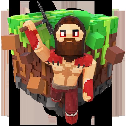 PrimalCraft Cubes Craft & Survive Game Apk Pro Mod latest 5.1.4