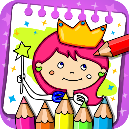 Princess Coloring Book & Games  Apk Pro Mod latest