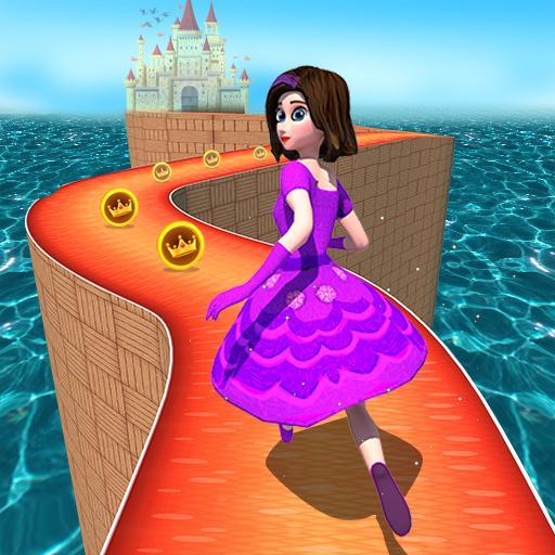 Princess Run 3D Endless Running Game Apk Pro Mod latest 2.5
