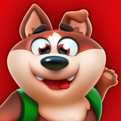 Puppy Blast™️ – pets puzzle adventure Apk Pro Mod latest 1.0.39.370