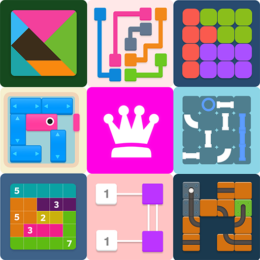 Puzzledom classic puzzles all in one   Apk Pro Mod latest 7.9.96