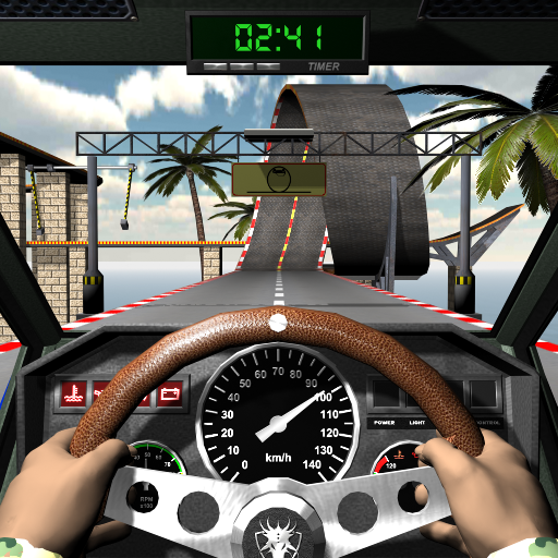 Racing stunts by car. Extreme driving  Apk Mod latest 3.8