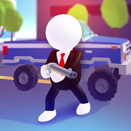 Rage Road – Car Shooting Game Apk Mod latest 1.3.6