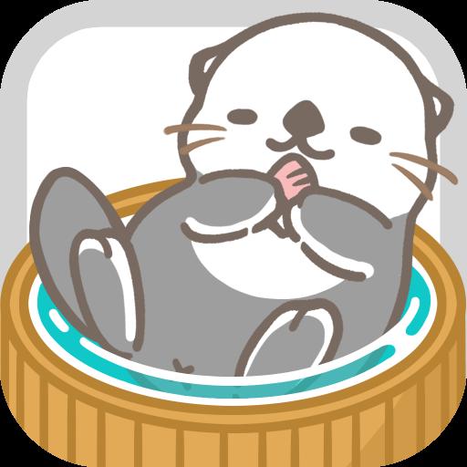 Rakko Ukabe – Let's call cute sea otters!  Apk Mod latest 1.2.17.1