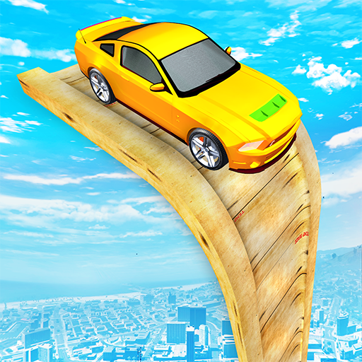 Ramp Car Stunt Driving Games – New Car Games 2020  Apk Mod latest