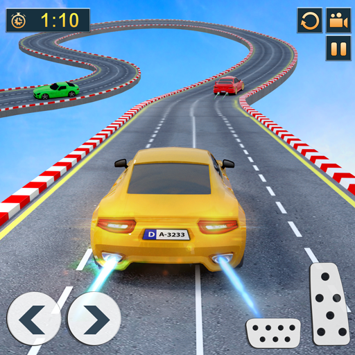 Ramp Car Stunts Racing – Free New Car Games 2021 3.5 Apk Mod (unlimited money) Download latest