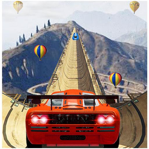 Ramp Cars stunt racing 2020: 3D Mega stunts Games  Apk Pro Mod latest 2.4