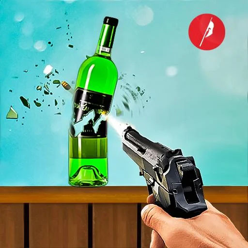 3D Shooting Games: Real Bottle Shooting Free Games  21.8.0.0 Apk Mod (unlimited money) Download latest