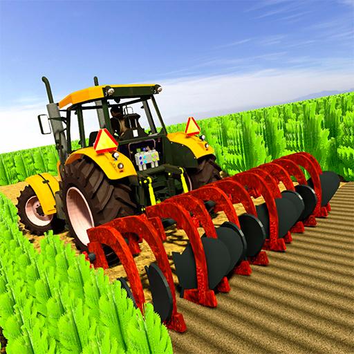 Real Farming Tractor Farm Simulator: Tractor Games Apk Pro Mod latest 1.20