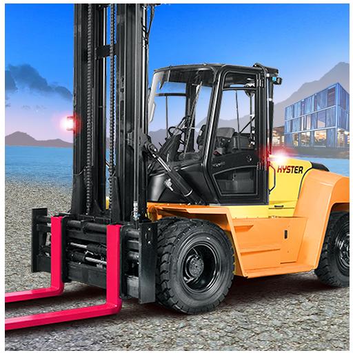 Real Forklift Simulator 2019: Cargo Forklift Games Apk Pro Mod latest3.5.1
