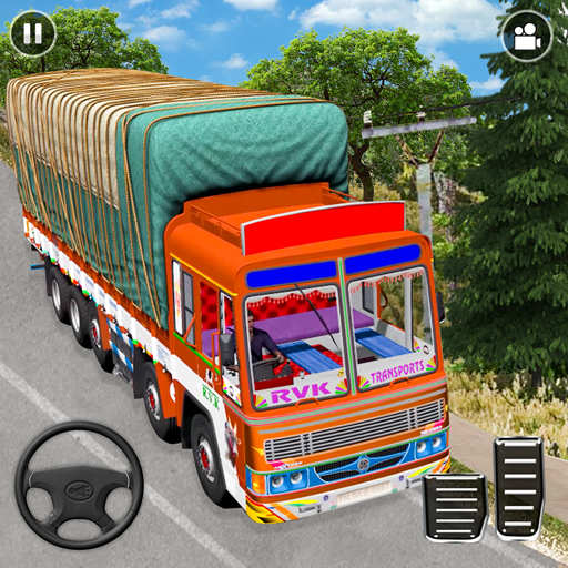 Real Mountain Cargo Truck Uphill Drive Simulator 1.19 Apk Mod (unlimited money) Download latest