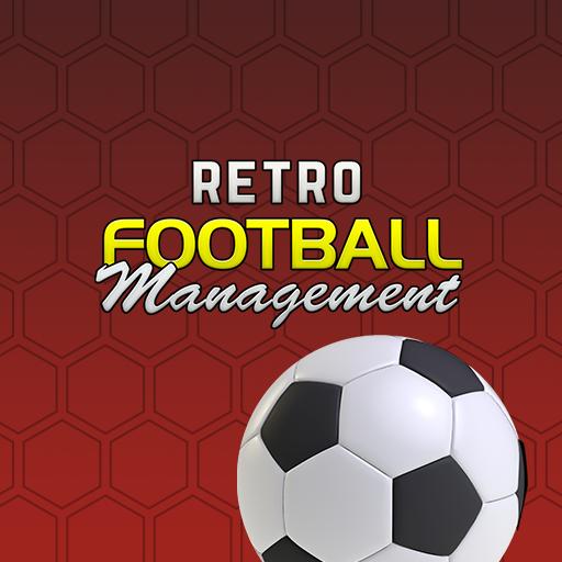 Retro Football Management – Be a Football Manager Apk Pro Mod latest 1.18.7