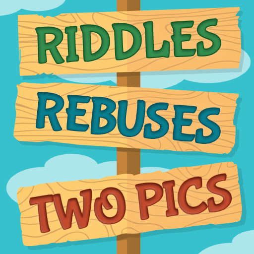 Riddles, Rebus Puzzles and Two Pics  Apk Pro Mod latest