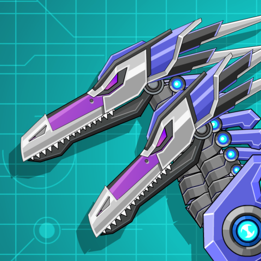 Robot Double Head Pterosaur   Apk Pro Mod latest 3.5