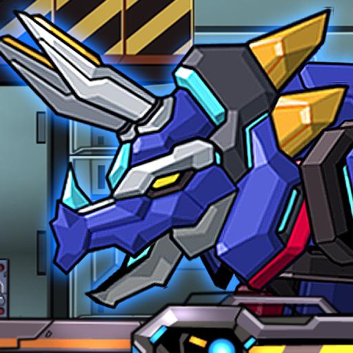 Robotforce – Mechadino : Triceratops Apk Mod latest 1.2