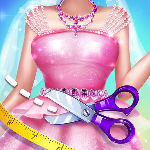 👸✂️Royal Tailor Shop 3 – Princess Clothing Shop  Apk Pro5.2.5038 Mod latest