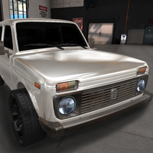 Russian Car Simulator Apk Mod latest 2.0.1