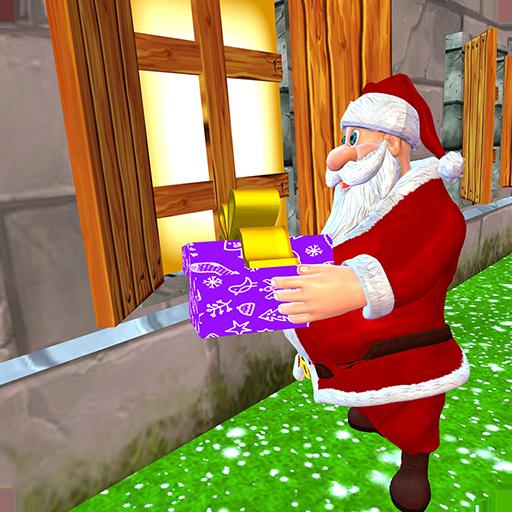 Santa Christmas Infinite Track   Apk Pro Mod latest 2.6.0