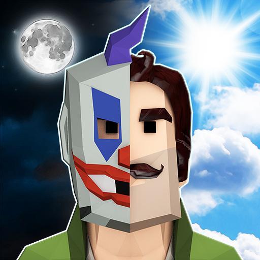 Scary Clown Man Neighbor. Seek & Escape Apk Pro Mod latest 1.14