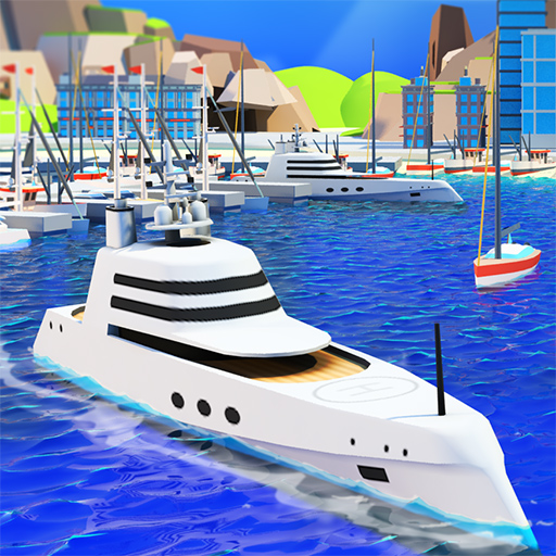 Sea port: Ship Simulator & Strategy Tycoon Game  1.0.166 Apk Mod (unlimited money) Download latest