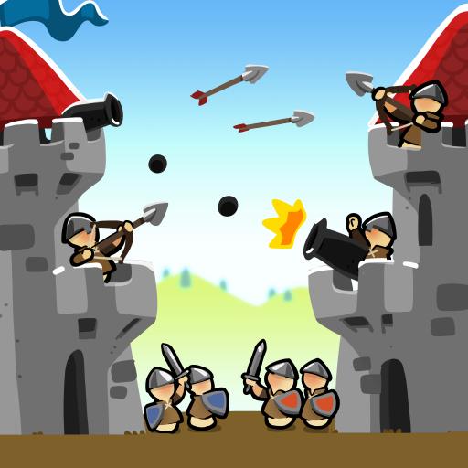Siege Castles A Castle Defense & Building Game Apk Pro Mod latest 1.1.1