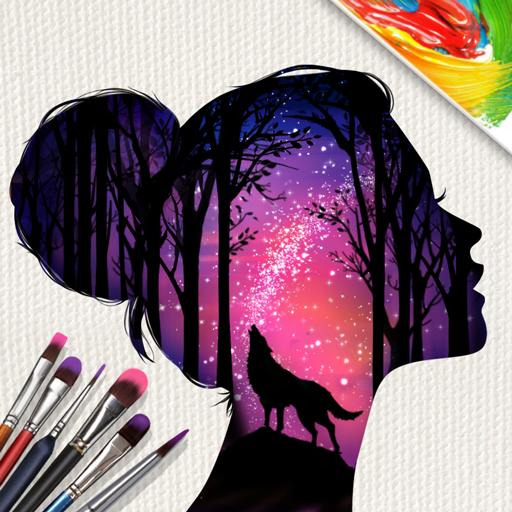Silhouette Art Apk Pro Mod latest 1.0.9