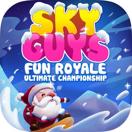 Sky Guys: Fun Royale Ultimate Championship  Apk Mod latest