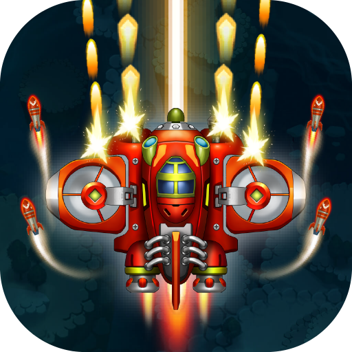 Sky Raptor Space Shooter – Alien Galaxy Attack 1.4.0 Apk Mod (unlimited money) Download latest