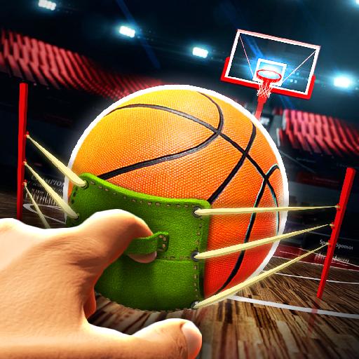 Slingshot Basketball! Apk Pro Mod latest 1.1.1