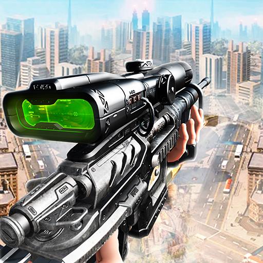 Sniper 3D Shooting Strike Mission: New Sniper Game Apk Pro Mod latest 1.24