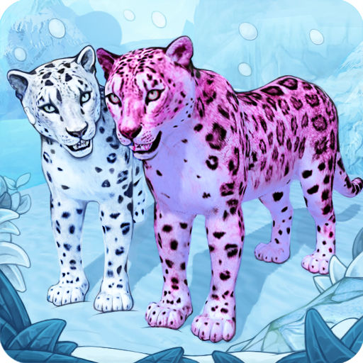 Snow Leopard Family Sim Online  Apk Mod latest  2.3