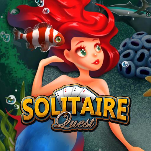 Solitaire Titan Adventure – Lost City of Atlantis Apk Pro Mod latest