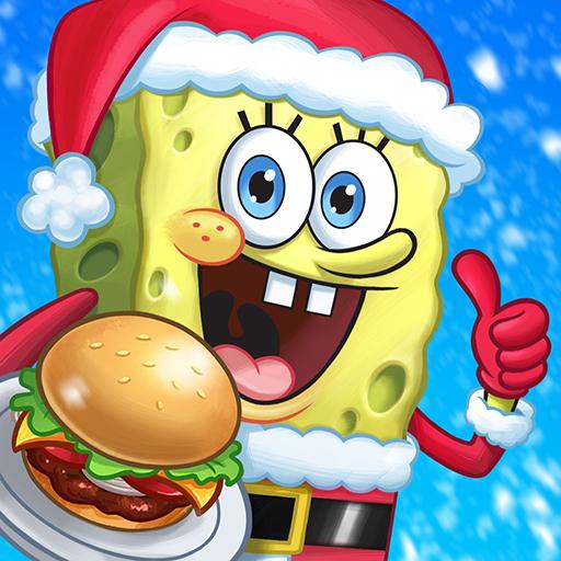 Spongebob: Krusty Cook-Off 1.0.39 Apk Mod (unlimited money) Download latest