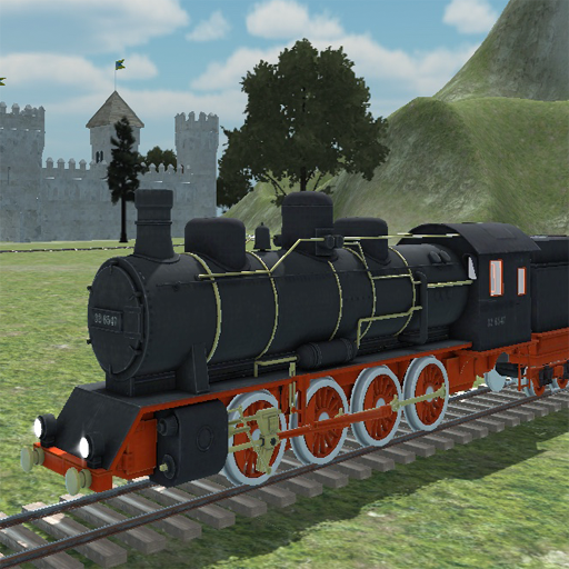 Steam Train Sim Apk Pro Mod latest 1.0.8