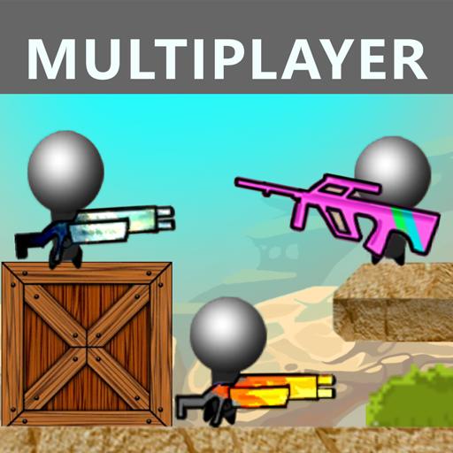 Stickman Multiplayer Shooter Apk Pro Mod latest 1.094
