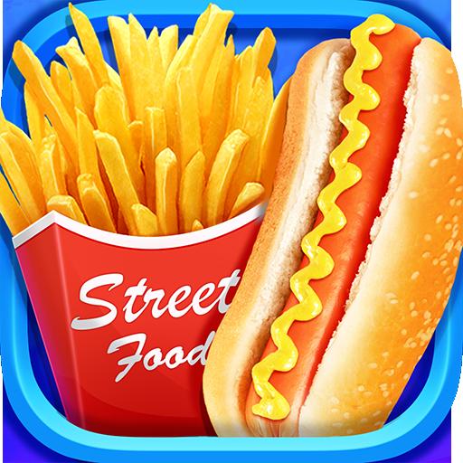 Street Food  – Make Hot Dog & French Fries  Apk Mod latest 1.7