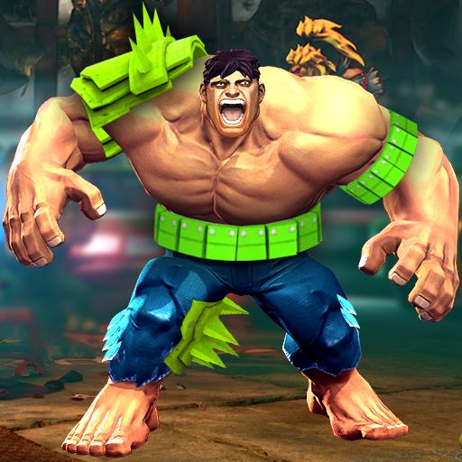 Street King Fighter: Super Heroes Apk Pro Mod latest 1.10