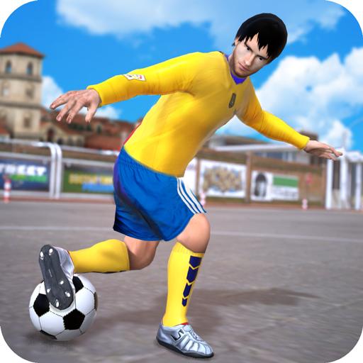 Street Soccer League 3D: Play Live Football Games  Apk Mod latest