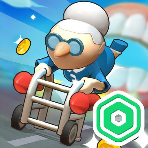 Strong Granny – Win Robux for Roblox platform Apk Mod latest 2.9