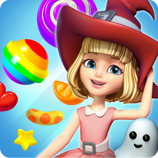 Sugar Witch – Sweet Match 3 Puzzle Game  Apk Mod latest 1.27.9