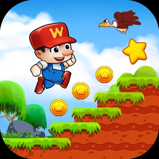 Super Bino Go New Free Adventure Jungle Jump Game  1.7.2 Apk Mod (unlimited money) Download latest