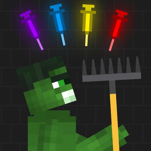 Super Hero Playground Ragdoll Stick 1.1.0 Apk Mod (unlimited money) Download latest