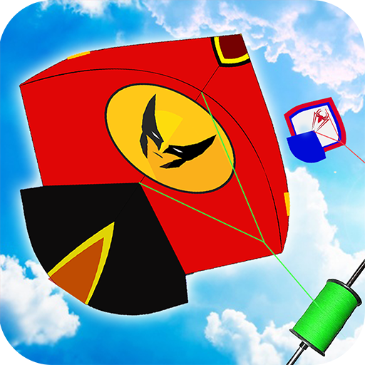 Superhero Kite Battle – Flying Master 3D  Apk Mod latest