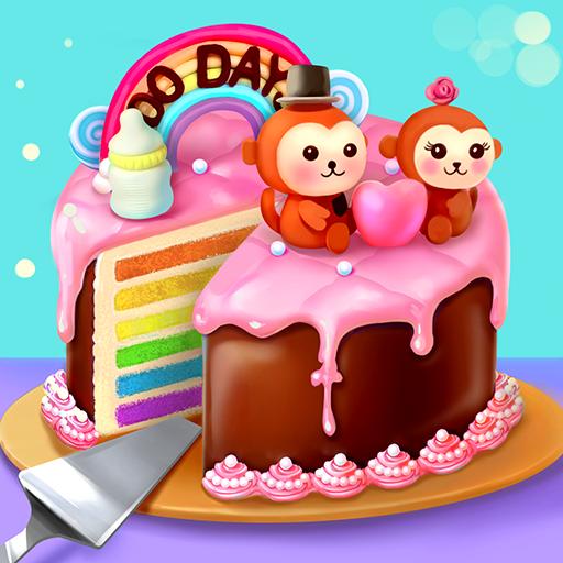 🎂❤️Sweet Cake Shop2 – Bake Birthday Cake  Apk Mod latest 3.1.5038