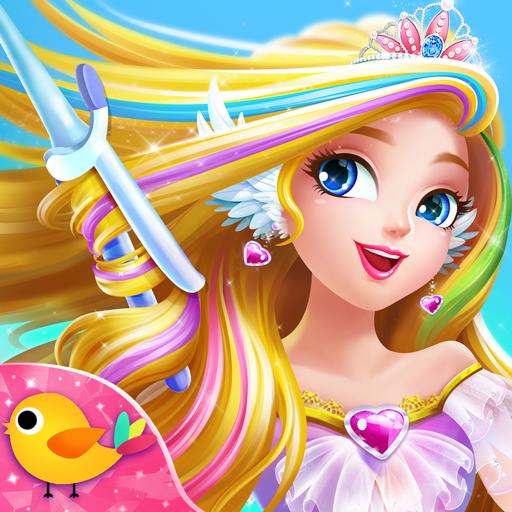 Sweet Princess Fantasy Hair Salon Apk Pro Mod latest 1.0.7