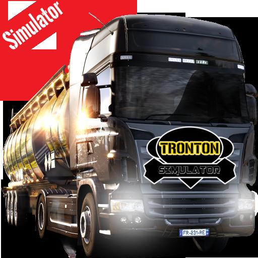 TRONTON – Heavy Truck Simulator Tycoon  Apk Pro Mod latest 1.2