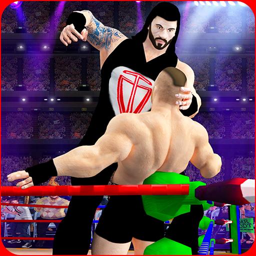 Tag Team Wrestling Games: Mega Cage Ring Fighting Apk Pro Mod latest 6.3